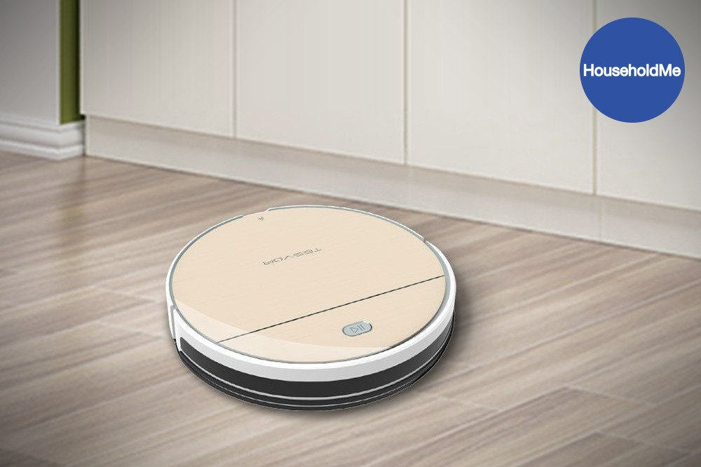 Tesvor V300s Wi Fi Robot Vacuum Cleaner Review
