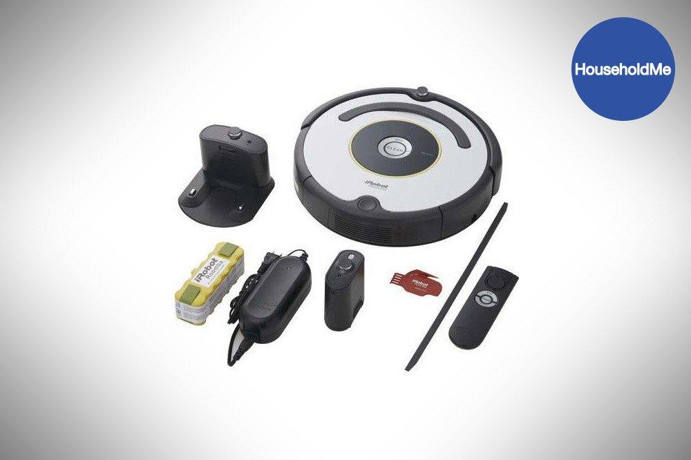 Irobot Roomba 620 Robot Vacuum Cleaner Review