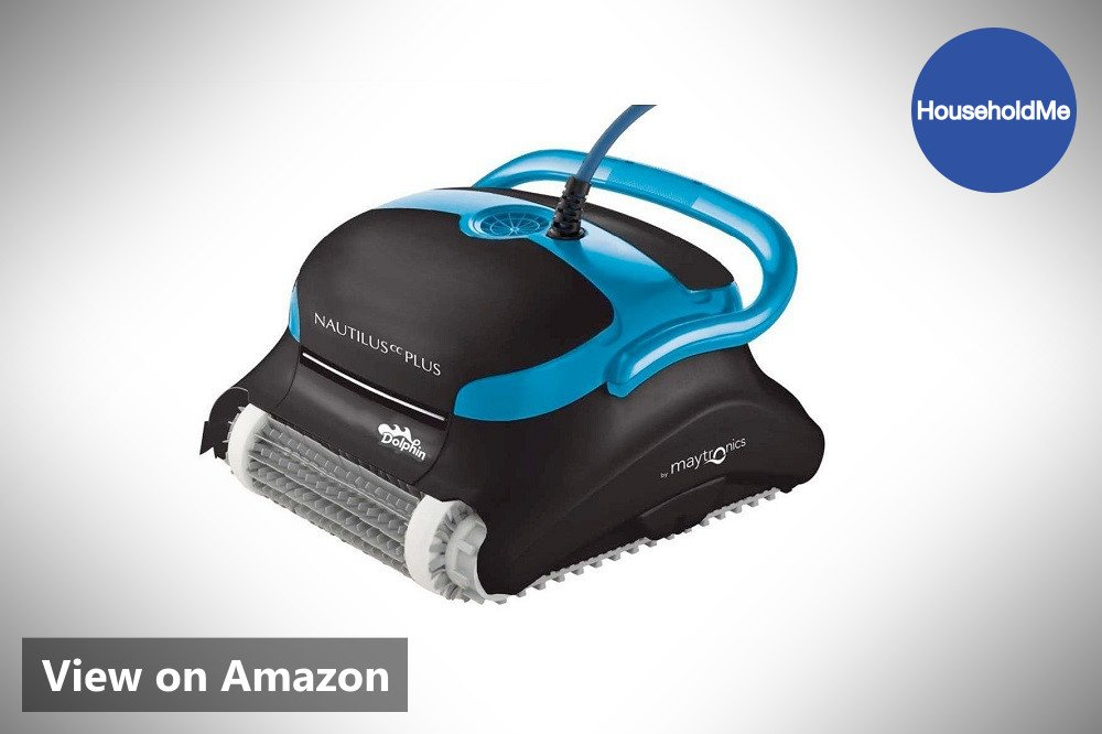 Dolphin 99996403-PC Dolphin Nautilus Plus Robotic Pool Cleaner Review