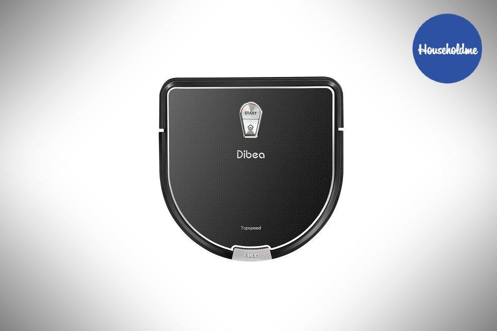Dibea D960 Robot Vacuum Cleaner Review