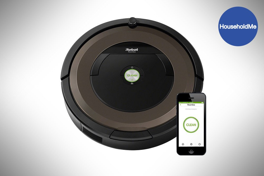 iRobot Roomba 890 Vacuum Cleaning Robot