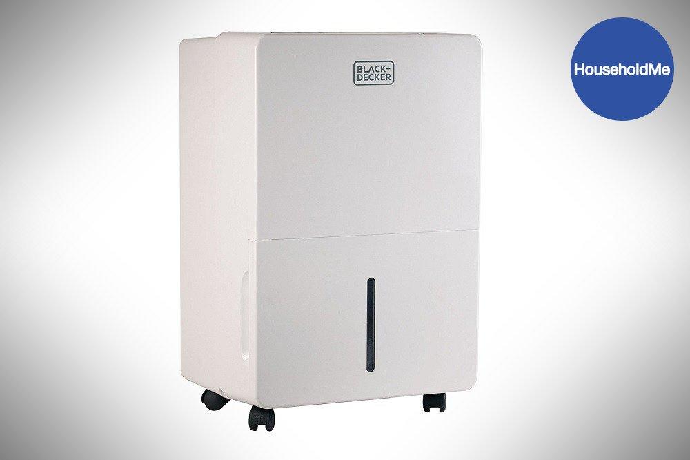 BLACK-DECKER-BDT50WT-Portable-Dehumidifier