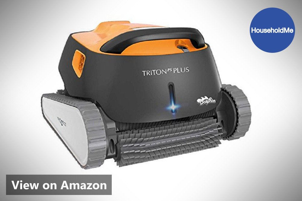 Dolphin Triton Plus Robotic Pool Cleaner Review