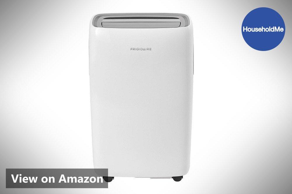 Frigidaire  Btu Portable Room Air Conditioner White