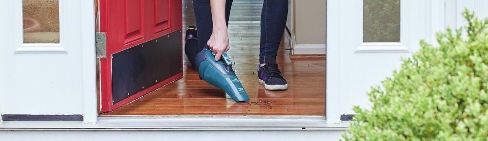 BLACK+DECKER HWVI225J01 WetDry Cordless Lithium Hand Vacuum