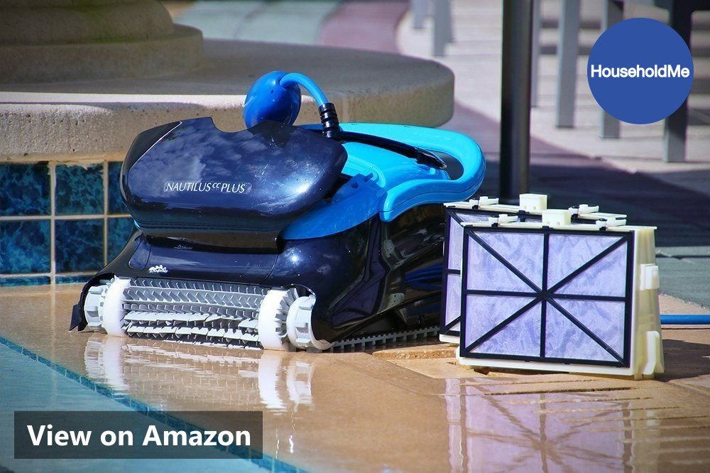 best above ground robotic pool cleaner