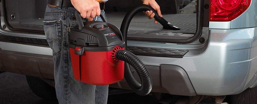 Shop-Vac 2021000 Micro Wet/Dry Vac Review