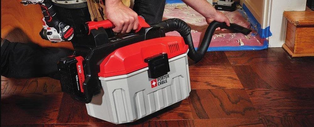 Wet/Dry Handheld Vacuum