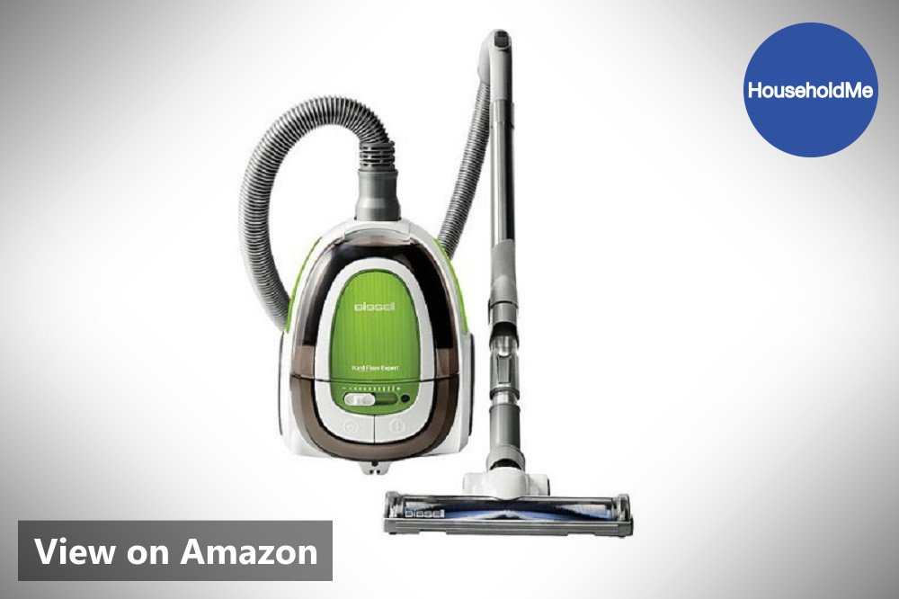 Bissell 1154w Hard Floor Expert Canister Vacuum Review