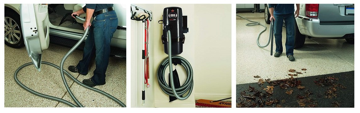 BISSELL Garage Pro Wet/Dry Vacuum Complete Wall-Mounting System