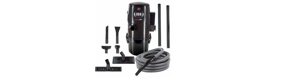 BISSELL Garage Pro Wet/Dry Vacuum Complete Wall-Mounting System Review