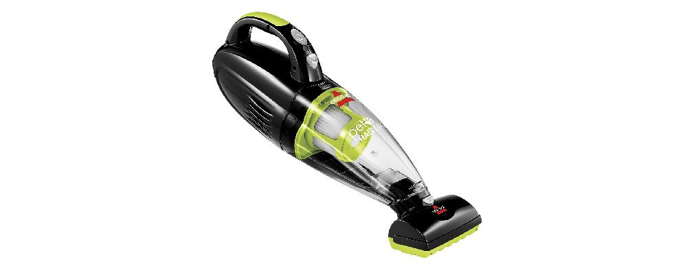 Bissell 1782 Pet Hair Eraser Cordless Hand and Car Vacuum Green/Black Review