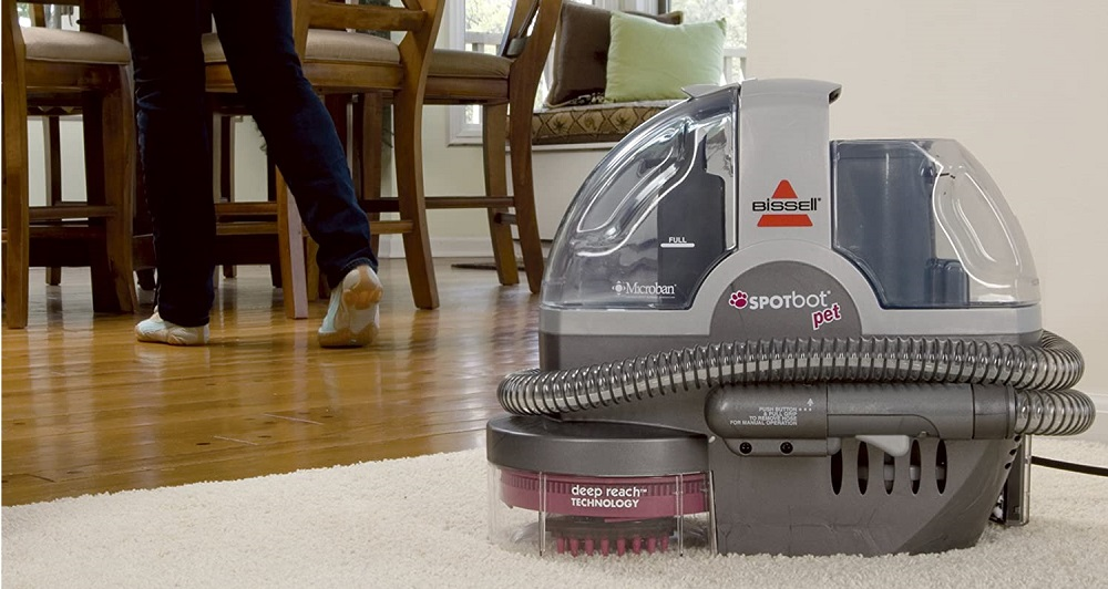Bissell SpotBot Pet Handsfree Spot and Stain Cleaner 33N8A Review
