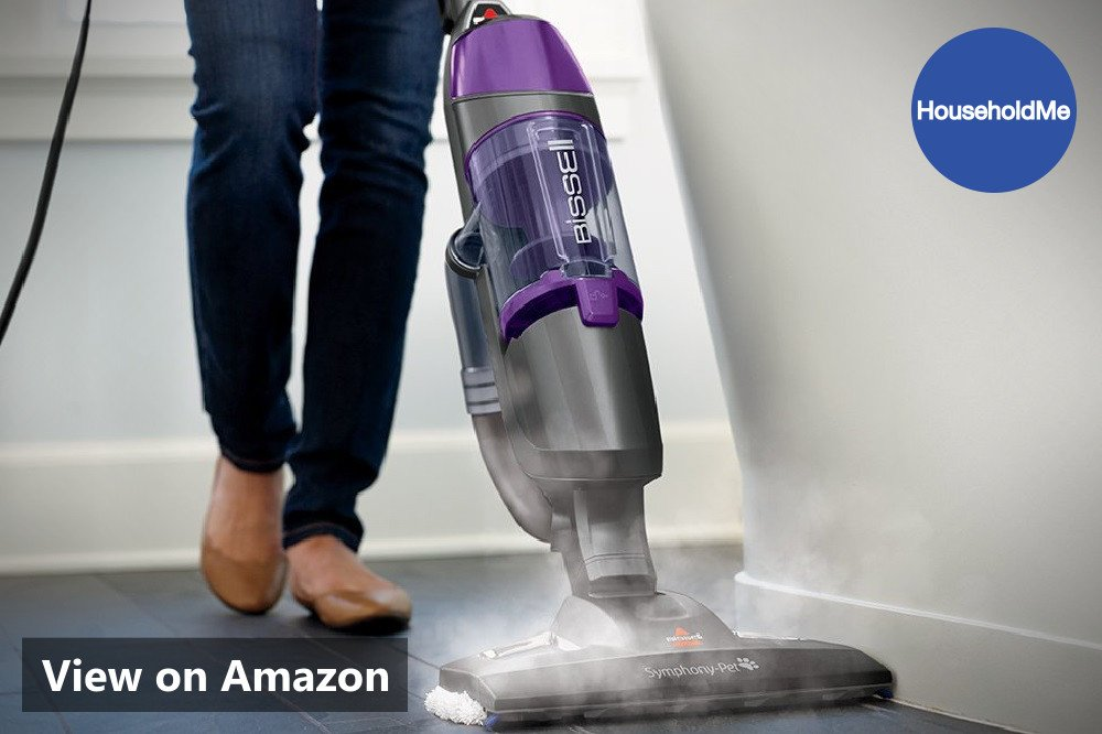 Bissell 1543A Symphony Pet Steam Mop Review