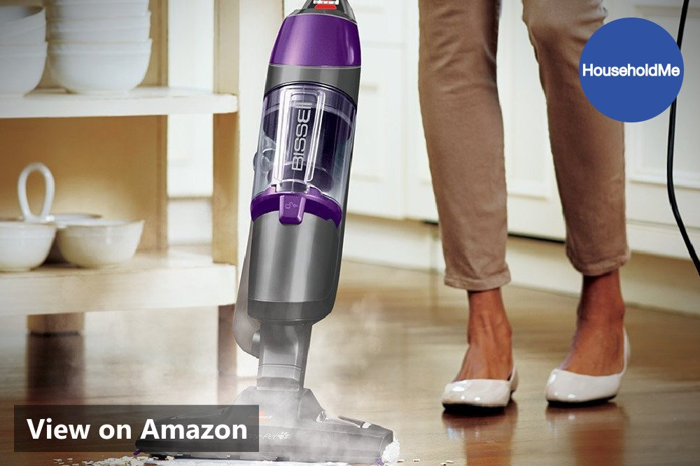 Bissell Symphony Pet Steam Mop Review (1543A Model)