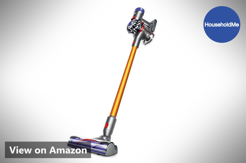 how to clean dyson stick vac filter
