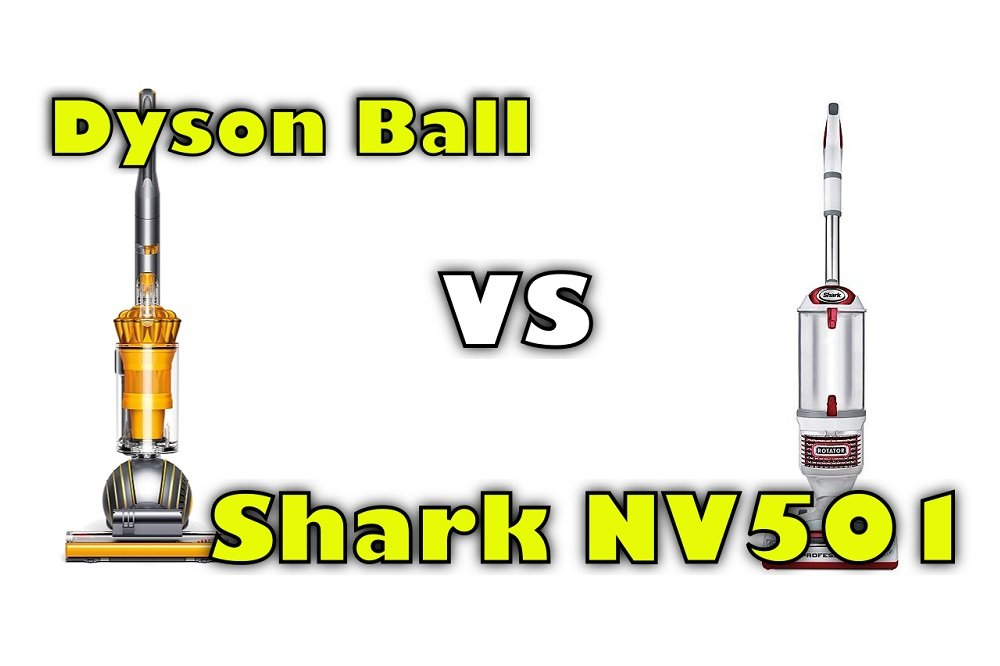 Dyson Ball Multi Floor 2 Vs Shark Rotator Upright Vacuum
