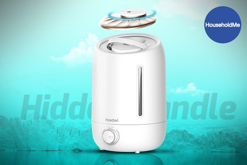 Roadwi Essential Oil Diffuser Ultrasonic Humidifier Review