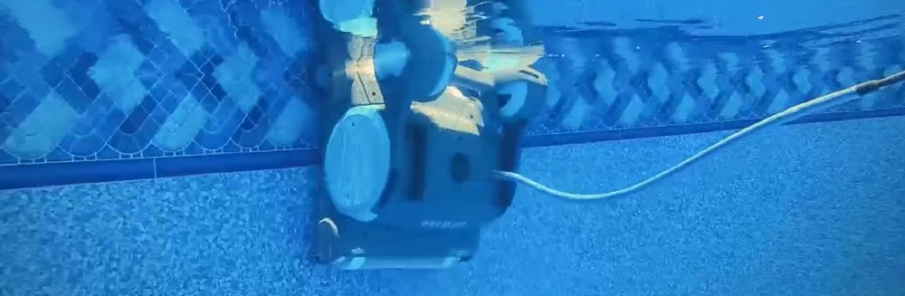 How often do you run a robotic pool cleaner?