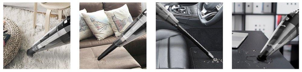 VacLife Cordless WetDry Handheld Vacuum Review