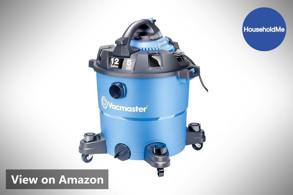 Vacmaster 12 Gallon, 5 Peak HP, Wet/Dry Vacuum Review