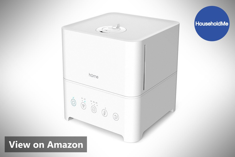 how to clean taotronics humidifier