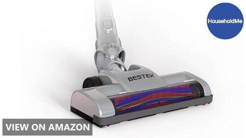 bestek cordless stick vacuum cleaner review btvcv003 gy us model. Black Bedroom Furniture Sets. Home Design Ideas