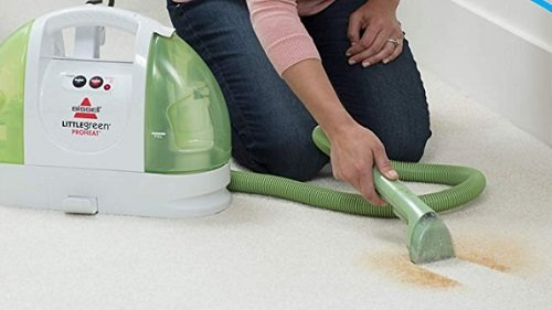 Bissell Little Green Proheat Portable Carpet Cleaner Review 14259