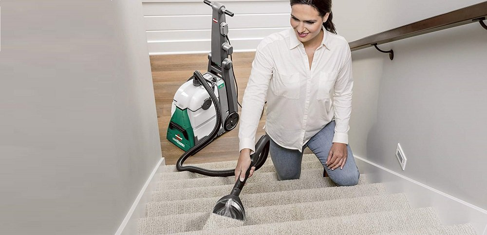 Bissell Big Green Professional Carpet Cleaner Machine, 86T3 Review