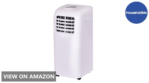 Costway 10,000 BTU Portable Air Conditioner Dehumidifier Function Window Wall Mount Review