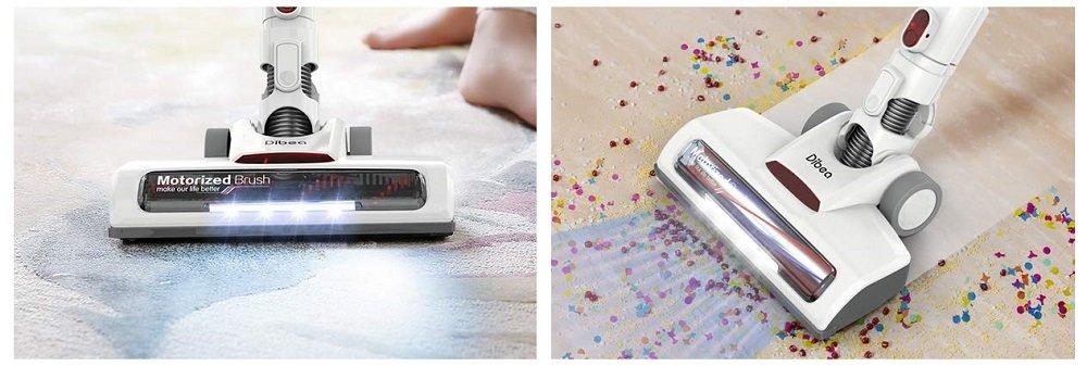 Dibea E19 Lightweight Cordless Vacuum Cleaner