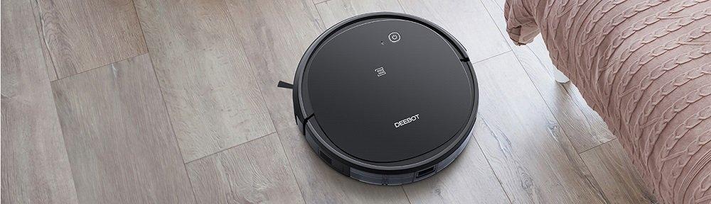 Ecovacs Deebot 500 Robotic Vacuum Review