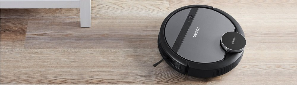 Ecovacs Deebot 901 Robotic Vacuum Cleaner Review