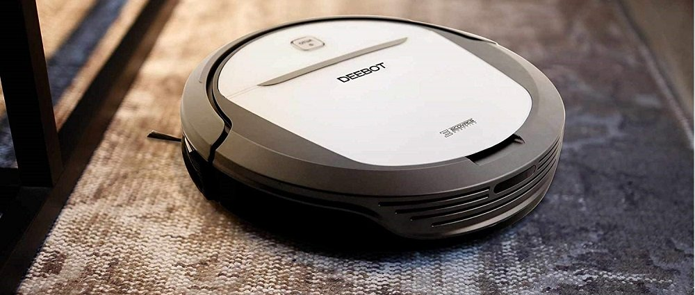 ECOVACS Deebot M80 Pro Robot Vacuum Cleaner Review