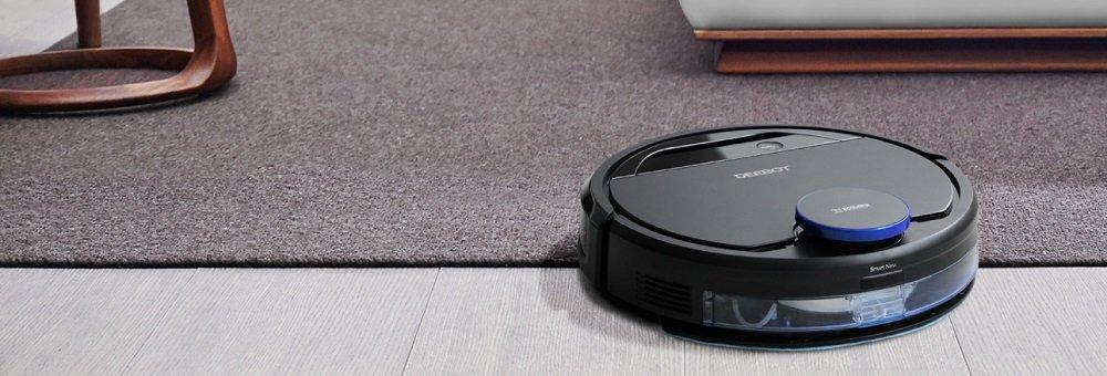 Ecovacs Deebot OZMO 930 Smart Robotic Vacuum