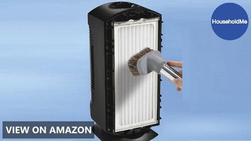 Hamilton Beach TrueAir Allergen-Reducing Ultra Quiet Air Cleaner Purifier Review