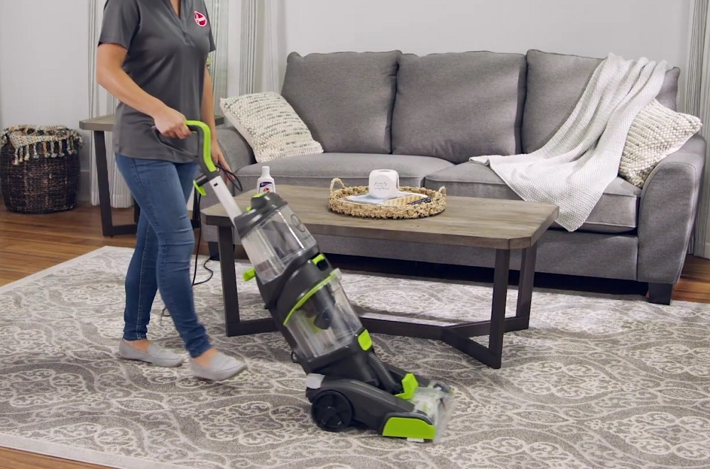 Hoover FH51000 Dual Power Max Carpet Cleaner Review