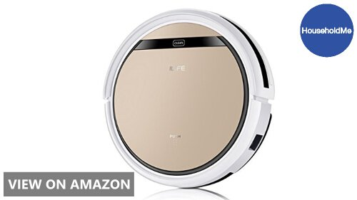 ILIFE V5s Pro Robot Vacuum Mop Cleaner Review