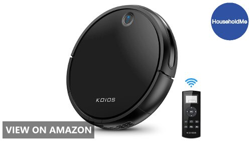 KOIOS Robot Vacuum Cleaner Review