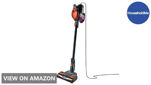Shark Rocket Ultra-Light Upright Vacuum, Orange (HV302) Review