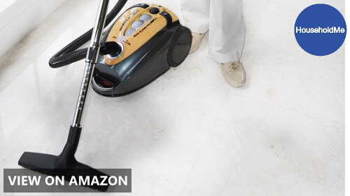 Soniclean Bare Floor Pro Canister Vacuum Cleaner Review