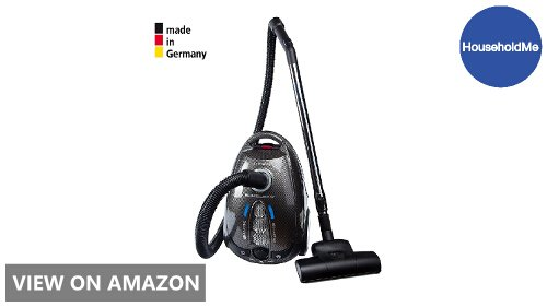 Soniclean Galaxy 1150 Canister Vacuum Cleaner Review