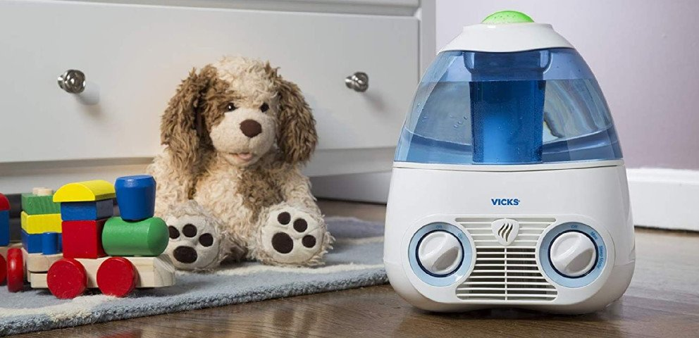 Vicks Starry Night Cool Moisture Humidifier Review