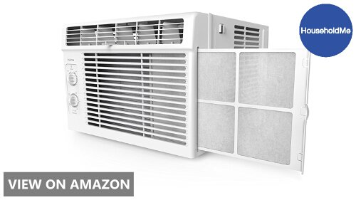 hOme 5000 BTU Window Mounted Air Conditioner Review