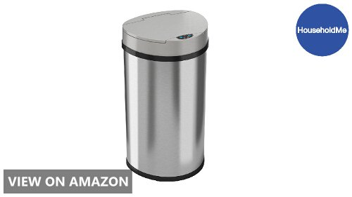 ITouchless 13 Gallon Automatic Touchless Kitchen Trash Can Review