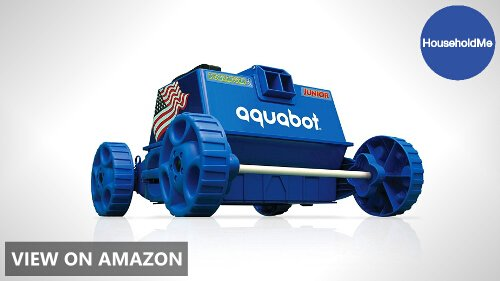 Aquabot Aprvjr Pool Rover Junior Robotic Pool Cleaner Review