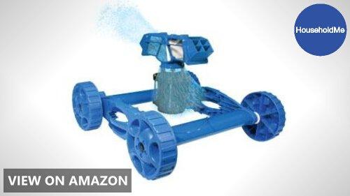 Aquabot Aprvjr Pool Rover Junior Robotic Pool Cleaner Review