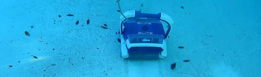 Aquabot Elite Robotic Pool Cleaner Review