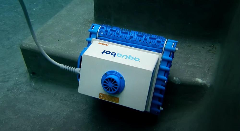 Aquabot Junior Automatic Robotic In Ground Pool Cleaner