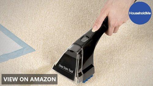 Bissell 5207F vs 3624 vs 1400B Portable Carpet Cleaner Comparison